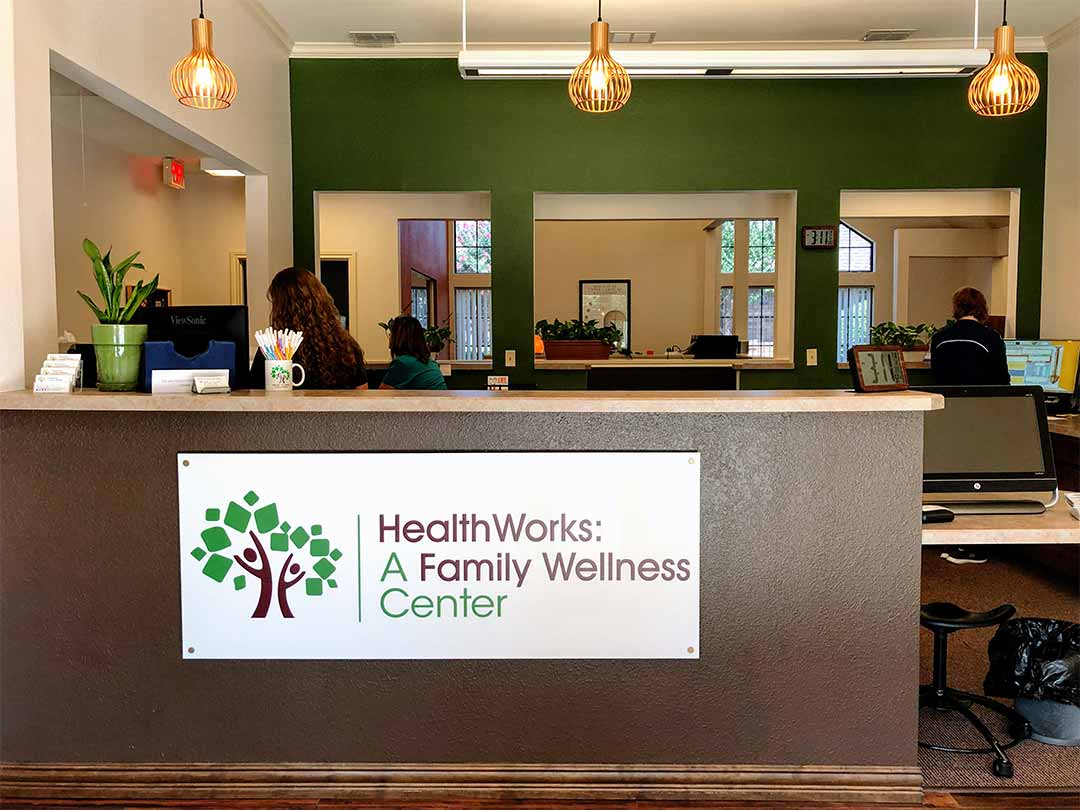 Healthworks location gallery About Plano TX Slide C