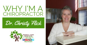 Dr. Christy Flick at HealthWorks Plano Chiropractor