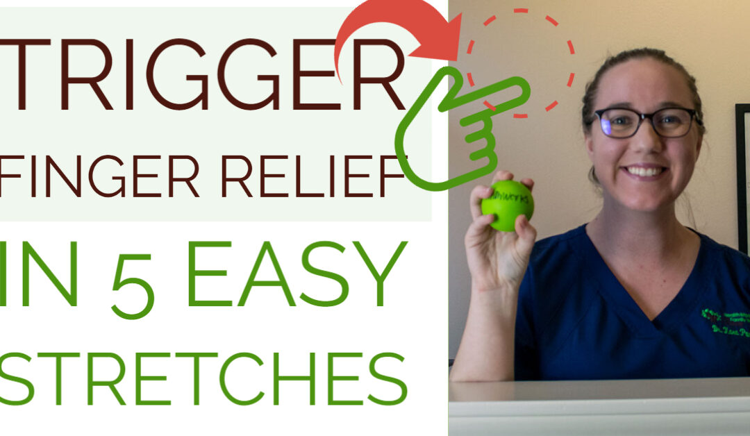 Trigger Finger Relief In 5 Easy Stretches