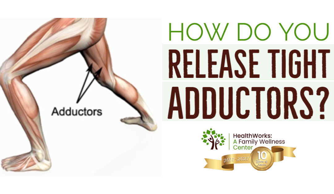 How Do You Release Tight Adductors?