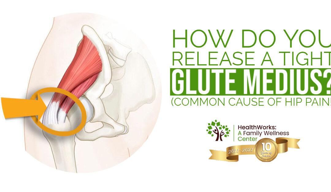 How Do You Release a Tight Gluteus Medius?